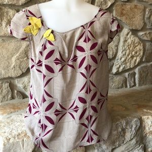 Blouse by Anthropologie
